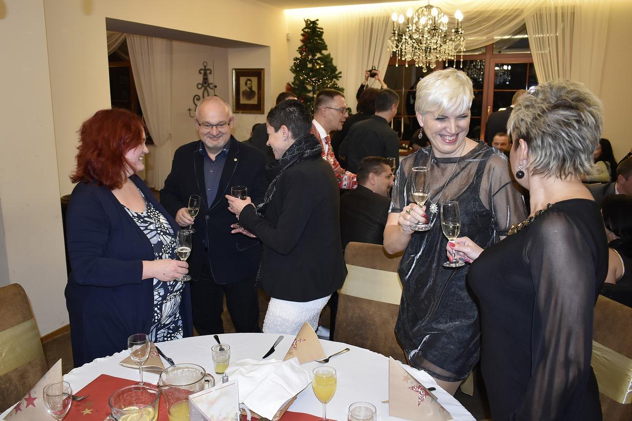 Vánoční večírek Salve Finance - Plumlov - 15.12.2017